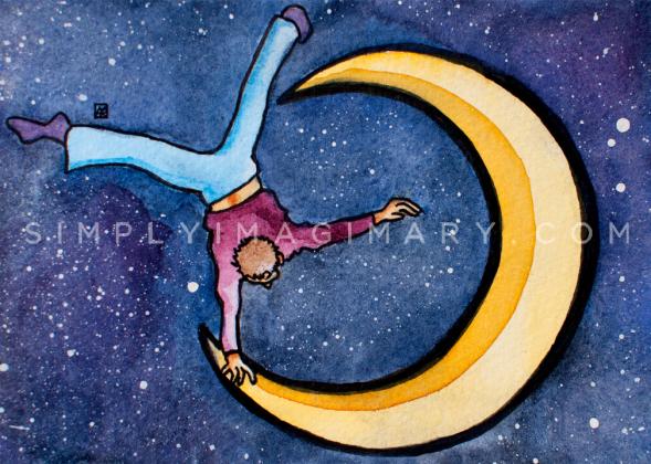 blog moon